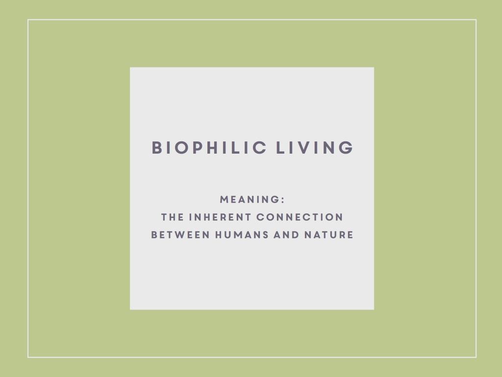 biophelic